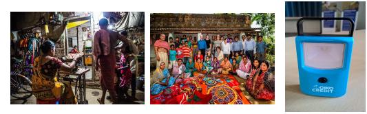 Mikrokredite und ihre Wirkungen in Indien, vorgestellt an Beispielen von Oikocredit @ Volkshochschule Hannover | Hannover | Niedersachsen | Deutschland