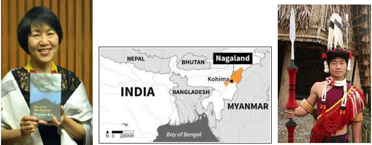 Nagaland (Nordost-Indien) im Spiegel der Literatur von Easterine Kire @ Volkshochschule Hannover | Hannover | Niedersachsen | Deutschland