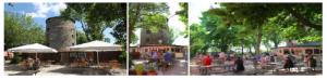 Sommertreffen im Biergarten @ Restaurant